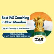 Top IAS Coaching Institutes in Navi Mumbai