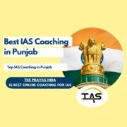 Top IAS Coaching Institutes in Punjab