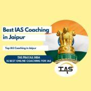 Top UPSC Exam Coaching Institutes in Jaipur