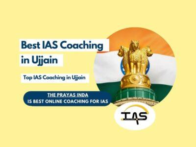 Top IAS Coaching Institutes in Ujjain