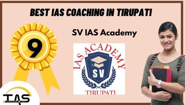 Top IAS Coaching in Tirupati