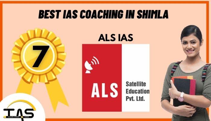Top IAS Coaching in Shimla